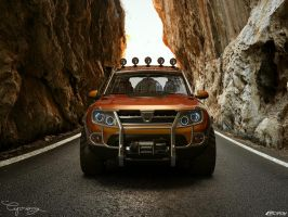 Dacia Duster Tuning 15 by cipriany