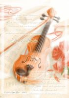 Violin by Nazgullow