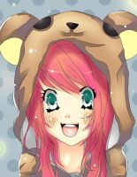 I'm a bear. :D by PitanChan