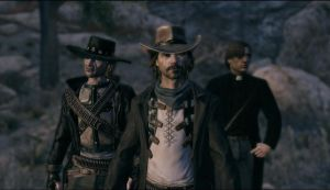Call of Juarez Bound in Blood by Daivistadawid