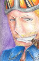 Pauly in Coloredpencils by Ai-Lupin