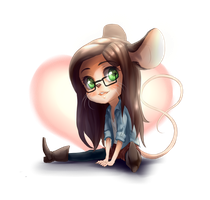 Mouse persona by Nilfea
