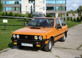 FSO Polonez 1500 Coupe by Coffee22