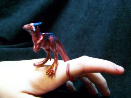 tiny red dragon 3 by AmandaKathryn