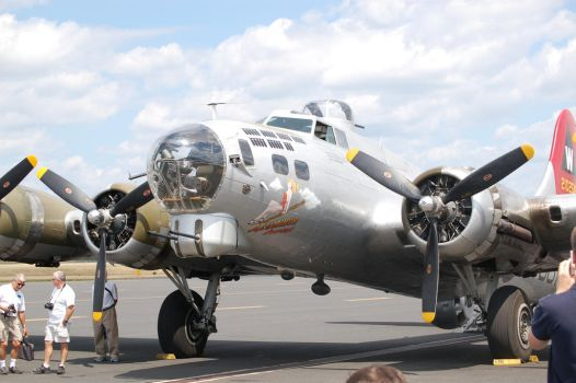 The Aluminum Overcast by warfighterzack77