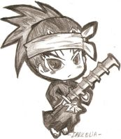 chibi renji by darkelia