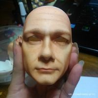 Dr. Watson Martin Freeman MODOLL faceup by PixieLify