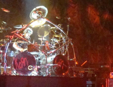 Korn.. drummer by DragonTryp