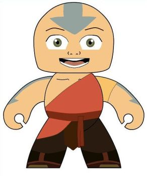 Aang-Mighty Mugg by cloudzcojuangco