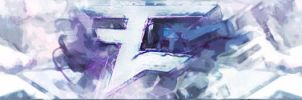 Faze Clan White Banner - By Henry Zott(Sauce) by SaperSpoas