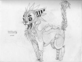 Beautiful, Ugly Creatures: Lenore by SOLDIER-Mako-Eyes