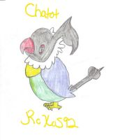 Chatot by RoXoS92