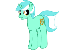 Yet Another Lyra by InkBlu