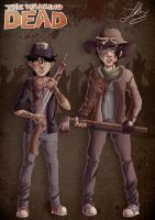 TWD- Children of The Apocalypse by SchteeveRoberts