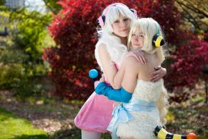 Flaaffy and Mareep by PantyShotApproved