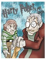 Old  Harry Potter by roberuniverse