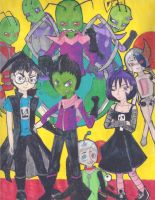 Invader Zim THE MOVIE by AyameHikari