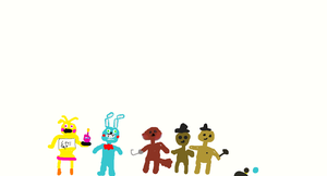 young fnaf by DarknessKing621