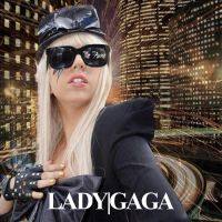 Lady Gaga- The Fame by JowishWuzHere2