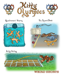 Kitty Olympics 1 by BlueWingedCoyote