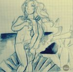 Botticelli Sketch by yarikun