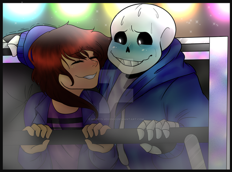 .: Come A Little Closer Baby :. by Kimmys-Voodoo