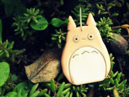 Pink Little Totoro by aszoka