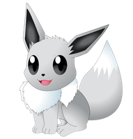 Shiny Eevee by NIGHTSandTAILSFAN