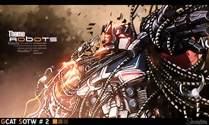 Transformers by t-r-x