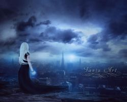 Promise City by TaniaART