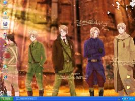 Desktop Hetalia by Hetalia-RPG