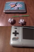 Even More DP Crafts + My DS by mariomaster88