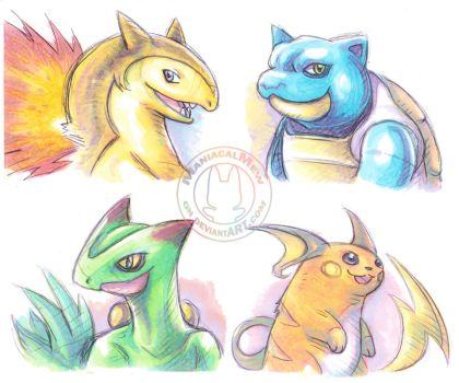 PMD Team sketchy-thing by ManiacalMew