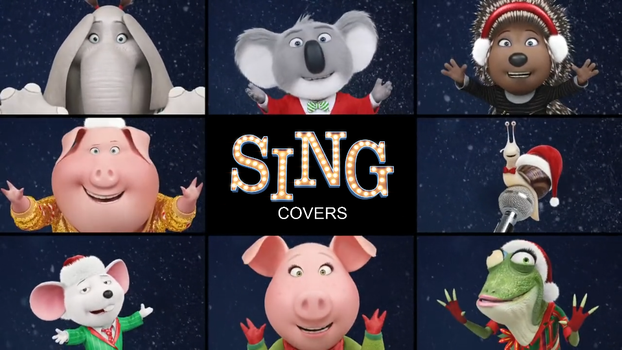Sing Covers by TomsterTheSecond