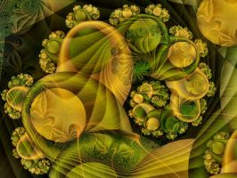 Glorious Gold by Thelma1