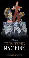 Disney's TIME MACHINE by karcreat