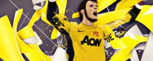 De Gea Vector Sign by PIGI6789