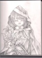Prussia in Pencil by TheLovelessNeko