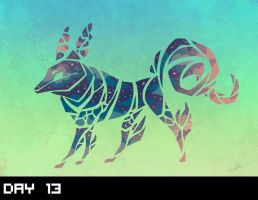 October 2015 Design Challenge: DAY 13 by Lanmana