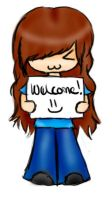 Welcome Sign by Zayix