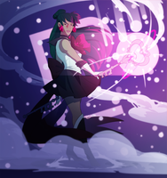 Sailor Pluto by AutumnalDaydreams