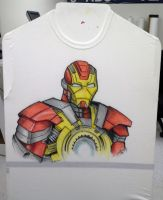 MK XVII T-shirt by artildawn