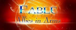 Fable Allies in Arms Promo by Cocoaprints