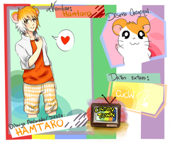 CT: Hamtaro by DaniHoshi