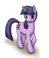 Twilight Sparkle by Yuuyatails