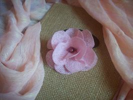 Eco Flower Brooch by ChrisOnly