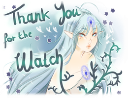Merci !! Thank You ! by Ampraeh