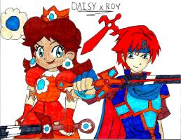 Daisy and Roy ( Completed ) by AngelMaria89
