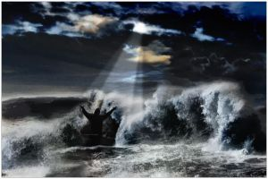 -Sometimes-He-Calms-the-Storm- by christians