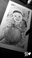 New Pencil Drawing by AnthonySturgeon